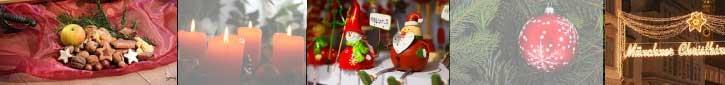 Weihnachtsbäckerei - Stimmung